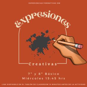 EF - abril - expresiones creativas 7º y 8º